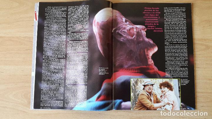 Cine: revista fangoria Nº4. sitges 91. freddy krueger elm street. historia del terror años 70s ver fotos - Foto 4 - 70287349