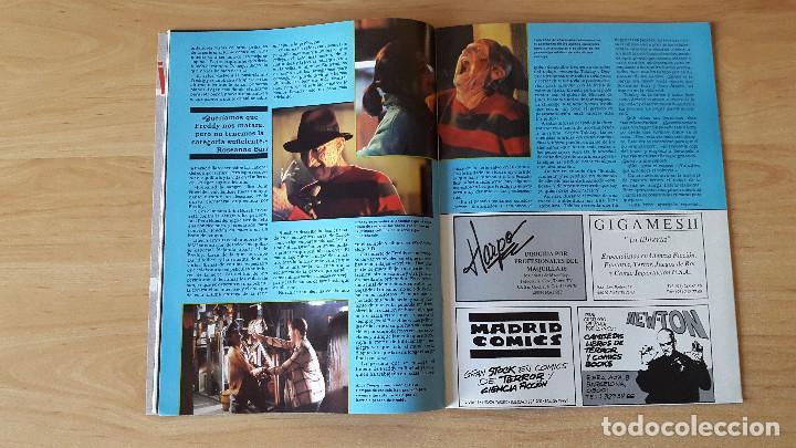 Cine: revista fangoria Nº4. sitges 91. freddy krueger elm street. historia del terror años 70s ver fotos - Foto 5 - 70287349
