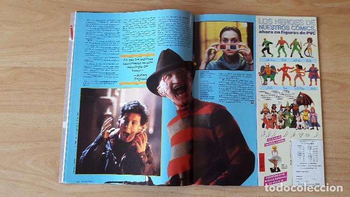 Cine: revista fangoria Nº4. sitges 91. freddy krueger elm street. historia del terror años 70s ver fotos - Foto 6 - 70287349