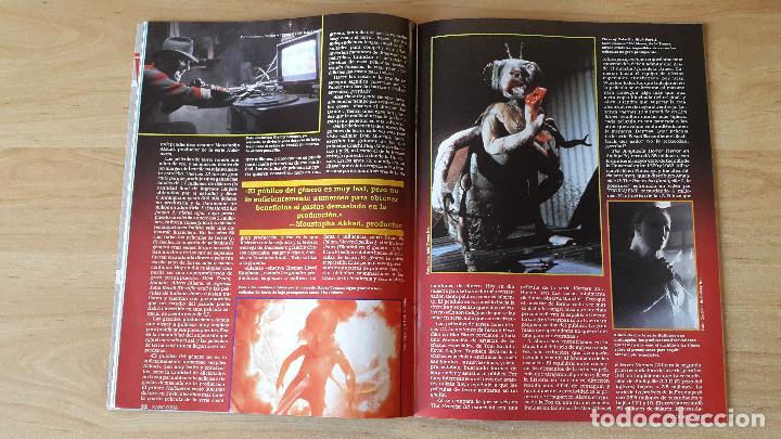 Cine: revista fangoria Nº4. sitges 91. freddy krueger elm street. historia del terror años 70s ver fotos - Foto 7 - 70287349