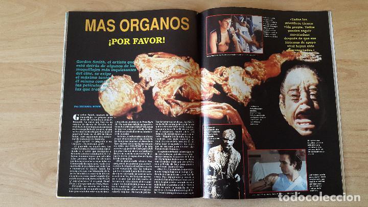 Cine: revista fangoria Nº4. sitges 91. freddy krueger elm street. historia del terror años 70s ver fotos - Foto 8 - 70287349