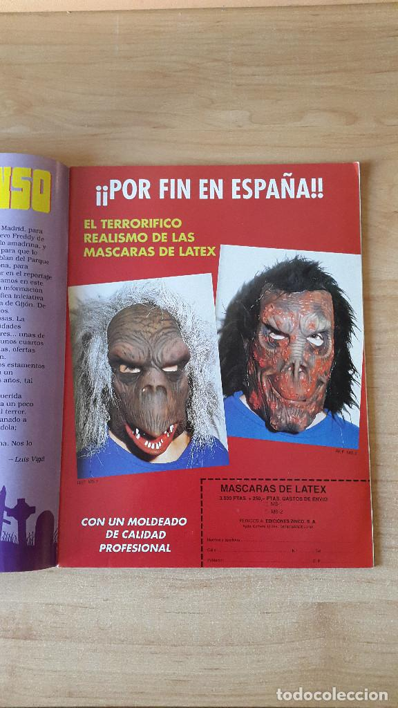 Cine: revista fangoria - freddy krueger - los hijos de la noche - familia adams - ver fotos - Foto 2 - 70295097