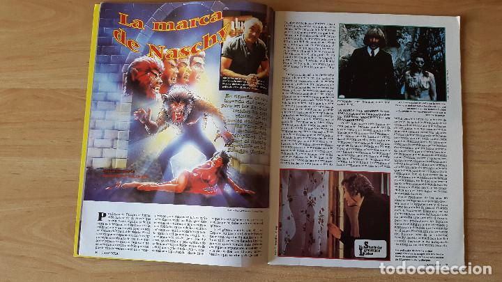 Cine: revista fangoria - freddy krueger - los hijos de la noche - familia adams - ver fotos - Foto 3 - 70295097