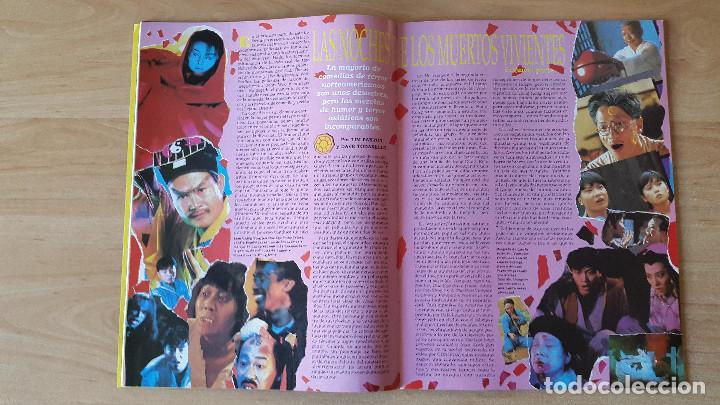 Cine: revista fangoria - freddy krueger - los hijos de la noche - familia adams - ver fotos - Foto 5 - 70295097