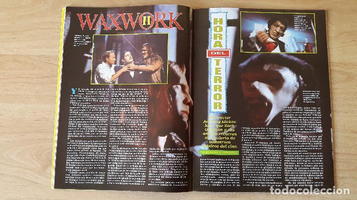 Cine: revista fangoria - freddy krueger - los hijos de la noche - familia adams - ver fotos - Foto 6 - 70295097