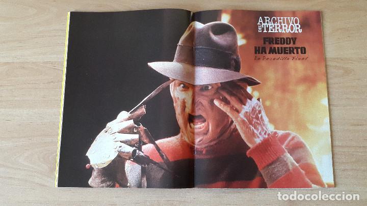 Cine: revista fangoria - freddy krueger - los hijos de la noche - familia adams - ver fotos - Foto 7 - 70295097