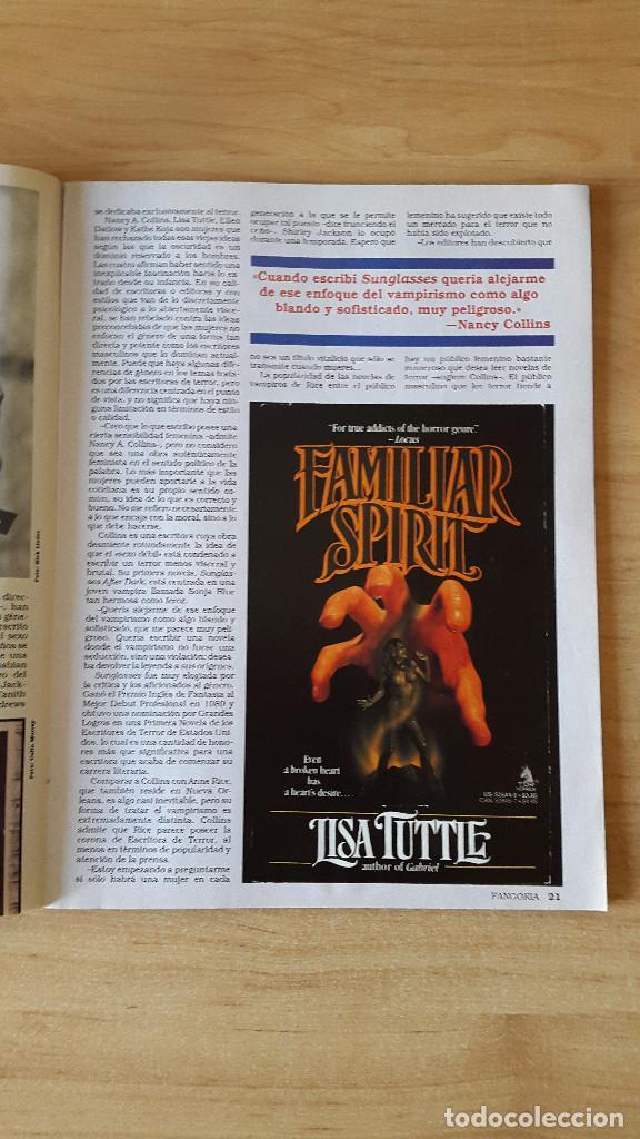 Cine: revista fangoria - freddy krueger - chucky - historia cine terror años 90s - ver fotos - Foto 6 - 228089645