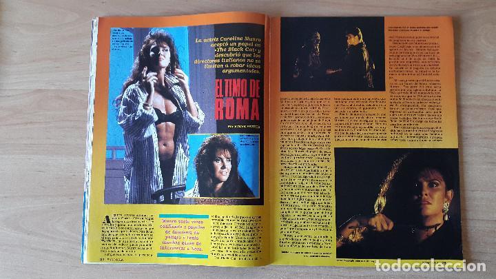 Cine: revista fangoria - freddy krueger - chucky - historia cine terror años 90s - ver fotos - Foto 2 - 228089645