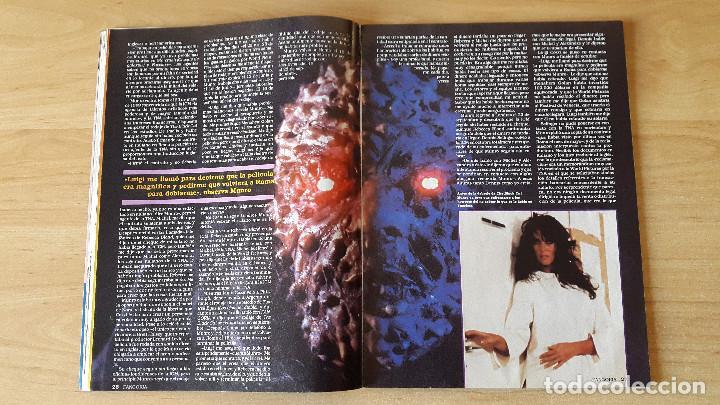 Cine: revista fangoria - freddy krueger - chucky - historia cine terror años 90s - ver fotos - Foto 3 - 228089645