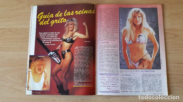 Cine: revista fangoria - freddy krueger - chucky - historia cine terror años 90s - ver fotos - Foto 4 - 228089645