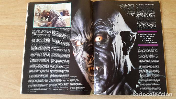 Cine: revista fangoria - freddy krueger - chucky - historia cine terror años 90s - ver fotos - Foto 5 - 228089645
