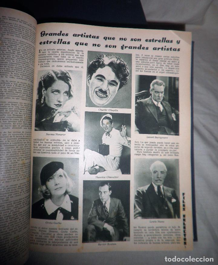Cine: FILMS SELECTOS - AÑOS 1930-31-32 COMPLETOS - CHARLOT. - Foto 3 - 72071247