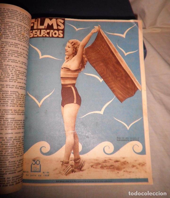 Cine: FILMS SELECTOS - AÑOS 1930-31-32 COMPLETOS - CHARLOT. - Foto 15 - 72071247