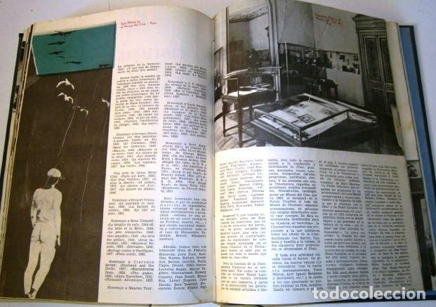 Cine: 3 Tomos con revistas variadas encuadernadas Film Ideal en Madrid 1961 / 1964 - Foto 3 - 72169367