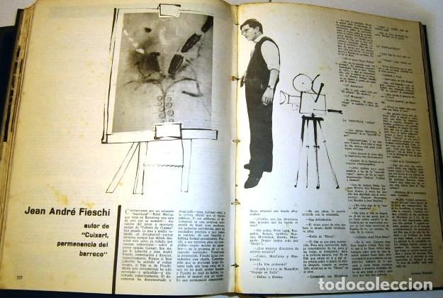Cine: 3 Tomos con revistas variadas encuadernadas Film Ideal en Madrid 1961 / 1964 - Foto 5 - 72169367