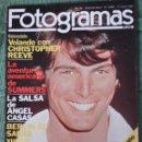 Cine: REVISTA FOTOGRAMAS - Nº1648 - MARZO 1981. Lote 72312631
