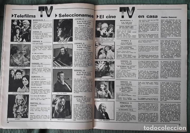 Cine: Revista Fotogramas - Nº1619 - Noviembre 1979 - Foto 4 - 72312951