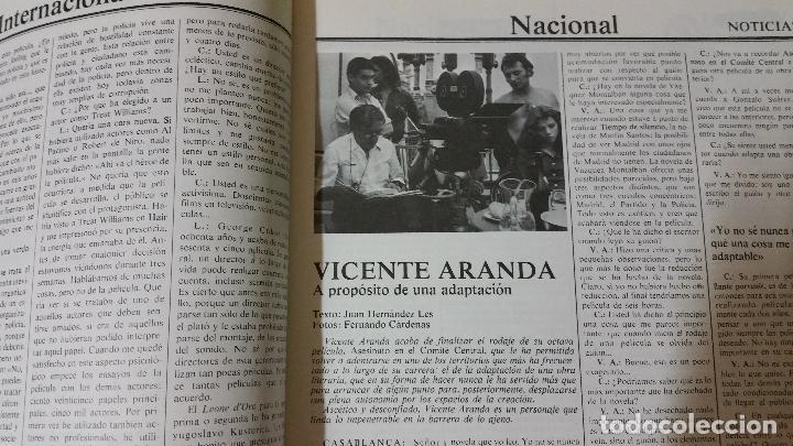 Cine: Casablanca nº 10 de Octubre de 1981 con Louis Malle, Kris Kristofferson, Öscar Ladoire, etc - Foto 2 - 72769663