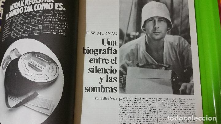 Cine: Casablanca nº 10 de Octubre de 1981 con Louis Malle, Kris Kristofferson, Öscar Ladoire, etc - Foto 3 - 72769663