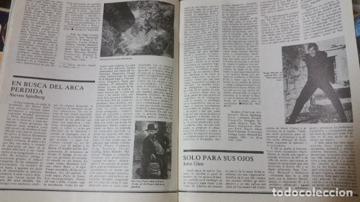 Cine: Casablanca nº 10 de Octubre de 1981 con Louis Malle, Kris Kristofferson, Öscar Ladoire, etc - Foto 11 - 72769663