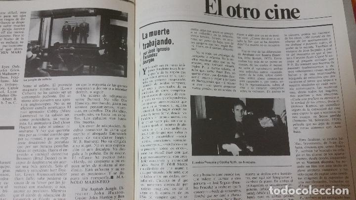 Cine: Casablanca nº 10 de Octubre de 1981 con Louis Malle, Kris Kristofferson, Öscar Ladoire, etc - Foto 12 - 72769663