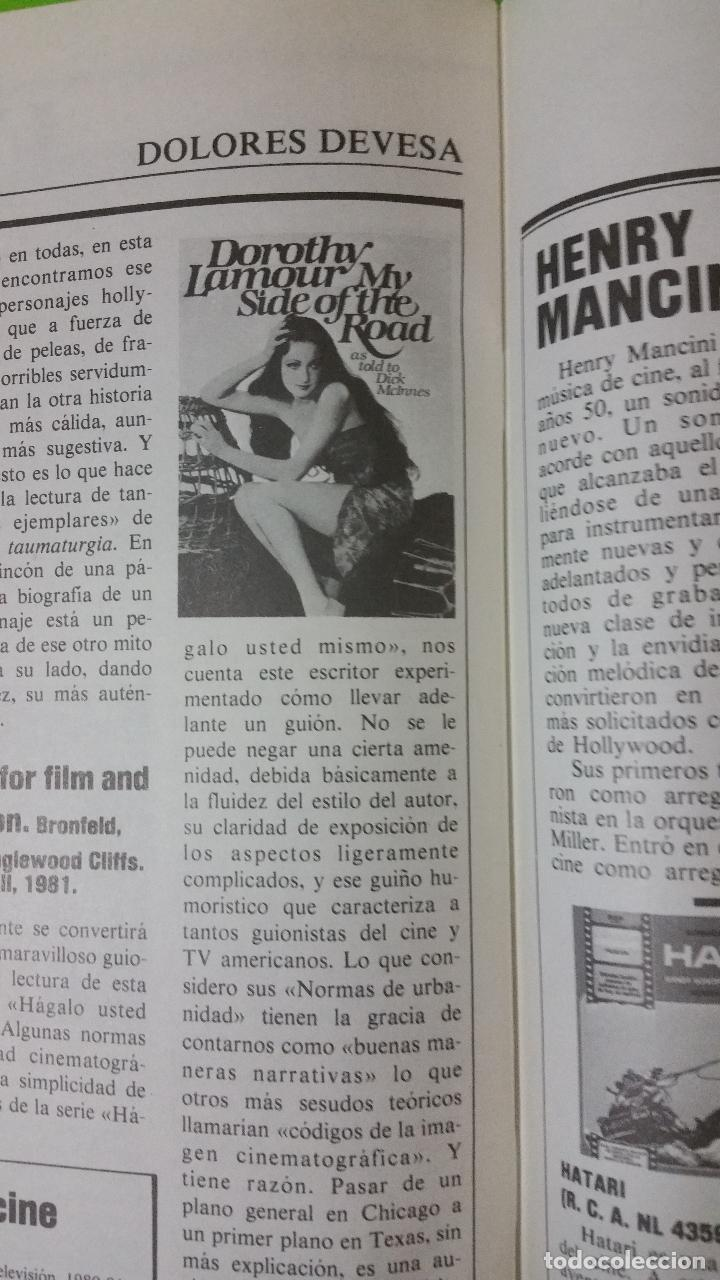 Cine: Casablanca nº 10 de Octubre de 1981 con Louis Malle, Kris Kristofferson, Öscar Ladoire, etc - Foto 13 - 72769663