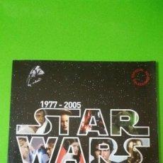 Cine: ESPECIAL STAR WARS DE 75 PÁGINAS DEDICADAS EXCLUSIVAMENTE A LA ENORME SAGA DESDE 1977 A 2005. Lote 72816879