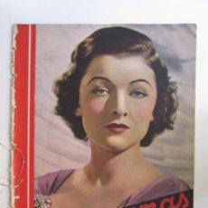 Cine: REVISTA CINEGRAMAS NUMERO 78. AÑO 1936. MYRNA LOY. Lote 73984019