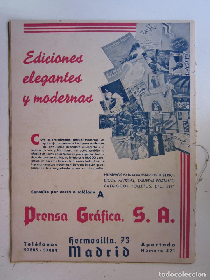 Cine: REVISTA CINEGRAMAS NUMERO 78. AÑO 1936. MYRNA LOY - Foto 2 - 73984019
