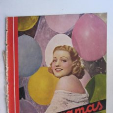 Cine: REVISTA CINEGRAMAS NUMERO 79. AÑO 1936. GRACE BRADLEY. Lote 73984175