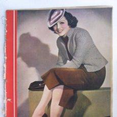 Cine: REVISTA CINEGRAMAS NUMERO 83. AÑO 1936. RENÉE SAINT-CYR. Lote 73984395