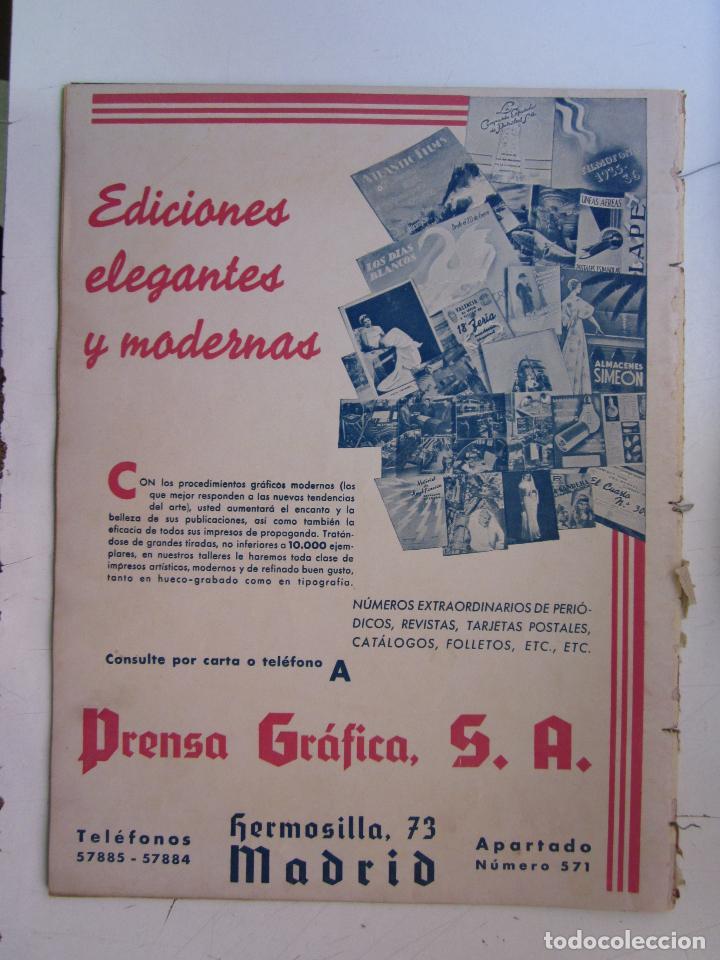 Cine: REVISTA CINEGRAMAS NUMERO 88. AÑO 1936. ANNABELLA - Foto 2 - 73986151