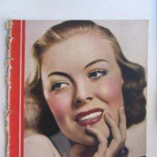 Cine: REVISTA CINEGRAMAS NUMERO 89. AÑO 1936. DELMA BYRON. Lote 73986315