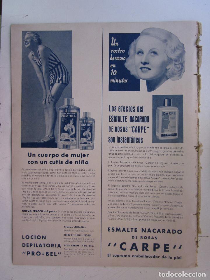 Cine: REVISTA CINEGRAMAS NUMERO 89. AÑO 1936. DELMA BYRON - Foto 2 - 73986315