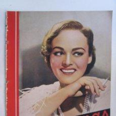 Cine: REVISTA CINEGRAMAS NUMERO 91. AÑO 1936. KATHERINE DE MILLE. Lote 73986423
