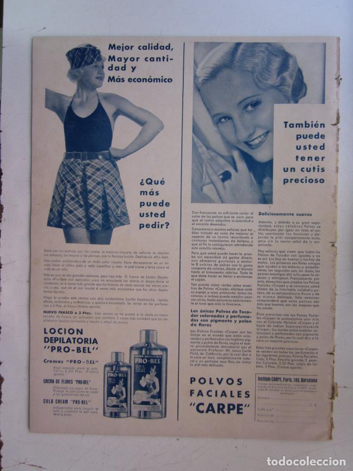 Cine: REVISTA CINEGRAMAS NUMERO 91. AÑO 1936. KATHERINE DE MILLE - Foto 2 - 73986423