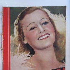 Cine: REVISTA CINEGRAMAS NUMERO 92. AÑO 1936. LILIAN HARVEY. Lote 73986531