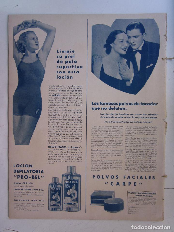 Cine: REVISTA CINEGRAMAS NUMERO 95. AÑO 1936. GAIL PATRICK - Foto 2 - 73986755
