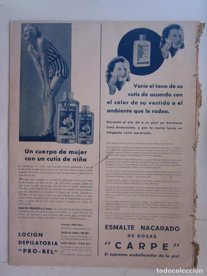 Cine: REVISTA CINEGRAMAS NUMERO 97. AÑO 1936. ANN HARDING - Foto 2 - 73986827