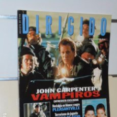 Cine: REVISTA DE CINE DIRIGIDO POR... Nº 274 DICIEMBRE 1998. Lote 74089595