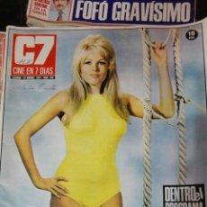Cine: C7 1971. Lote 74805715