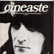 Cine: NAPOLEÓN DE ABEL GANCE - CINE YUGOSLAVO – ENTREVISTA A KRZYSZTOF ZANUSSI (CINEASTE, NUEVA YORK 1981). Lote 75255891