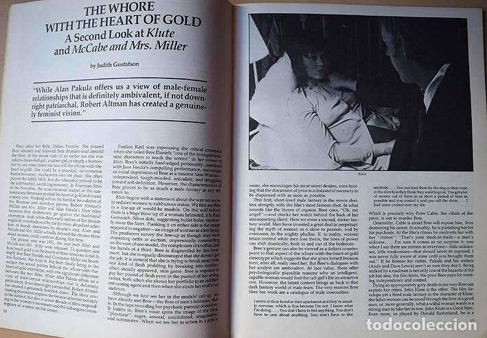 Cine: Napoleón de Abel Gance - cine yugoslavo – entrevista a Krzysztof Zanussi (Cineaste, Nueva York 1981) - Foto 5 - 75255891