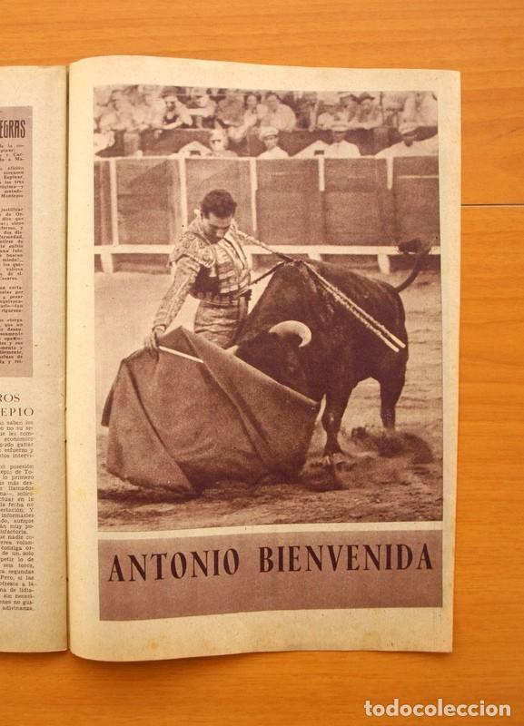 Cine: Radiocinema - Nº 217, 18 de Septiembre 1954 - Portada Susana Canales, contraportada Robert Taylor - Foto 13 - 75276879