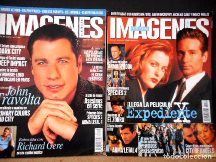 IMÁGENES DE ACTUALIDAD Nº 170 - 172 ( MAYO - EXTRA VERANO 1998 ) (Cine - Revistas - Imágenes de la actualidad)