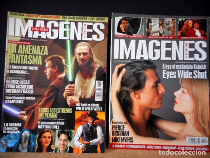 IMÁGENES DE ACTUALIDAD Nº 183 - 184 ( EXTRA VERANO 99 / SEPTIEMBRE 1999 ) (Cine - Revistas - Imágenes de la actualidad)