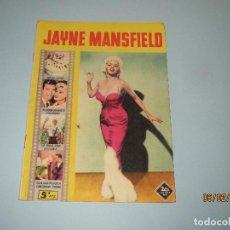 Cine: ANTIGUA REVISTA PARA MAYORES COLECCIÓN CINECOLOR CON JAYNE MANSFIELD - AÑO 1958. Lote 75309611