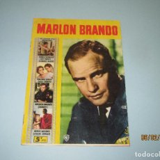 Cine: ANTIGUA REVISTA PARA MAYORES COLECCIÓN CINECOLOR CON MARLON BRANDO - AÑO 1958. Lote 75310595