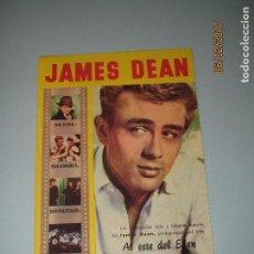 Cine: ANTIGUA REVISTA PARA MAYORES COLECCIÓN CINECOLOR CON JAMES DEAN - AÑO 1958. Lote 75310707