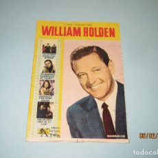 Cine: ANTIGUA REVISTA PARA MAYORES COLECCIÓN CINECOLOR CON WILLIAM HOLDEN - AÑO 1958. Lote 75311959